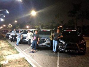 KANTRI, Toyota all new rush, daihatsu all ne terios, Kopdar, komunitas